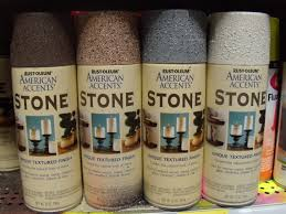 making a background using krylon rock spray paint archive the