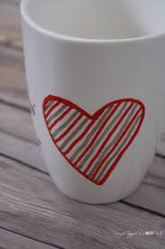 Designer Coffee Mugs Diy His And Hers Sharpie Mugs Fun Project Designer Trapped