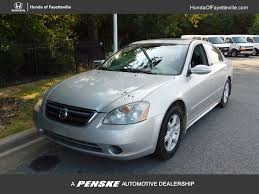 nissan altima for sale in arkansas 2003 used nissan altima 4dr sedan automatic at honda of