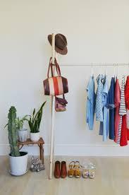 beautiful clothes diy clothing rack a beautiful mess