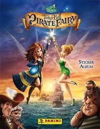 panini united kingdom tinkerbell pirate fairy
