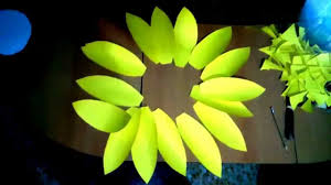 how to make a banana costume for halloween how to make sunflower costume for fancy dress competition youtube