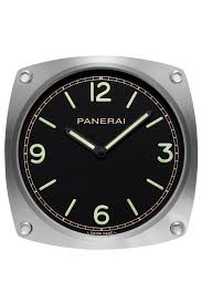 wall clock officine panerai