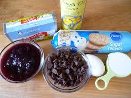 Pillsbury Sugar Cookies Halloween by Cheesecake Bars With Sugar Cookie Crust Sweet Simple Stuff