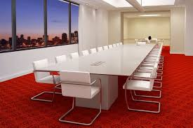 Extendable Boardroom Table Fulbright Glass Backpainted Glass Conference Table Furniture