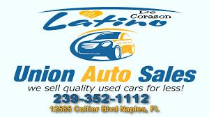 used lexus suv naples fl union auto sales naples fl youtube
