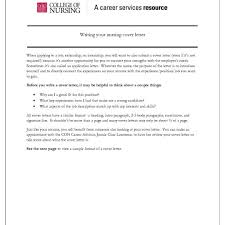 cover letter it best it cover letter examples livecareer