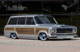 1970 jeep wagoneer interior bagged jeep wagoneer classic rides pinterest jeep wagoneer