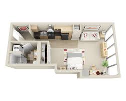 High Rise Apartment Floor Plans by Floor Plans And Pricing For Elements Apartments Bellevue Wa