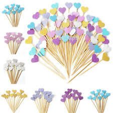 cupcake toppers wedding cupcake toppers ebay