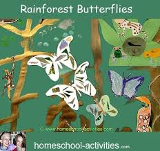 Butterfly Crafts For Kids To Make - 143 best motýli a housenky buterflies and caterpillar crafts