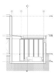 Curtain Wall House Plan Revit Detail