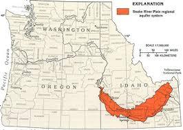 map us idaho digital geology of idaho snake river plain aquifer