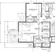 Dimensioned Floor Plan | dimensioning floor plans construction drawings