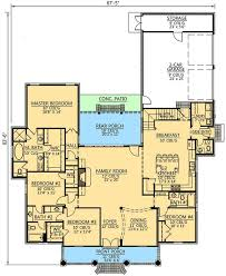 one story floor plans with bonus room one story house plans with jack and jill bathroom house decorations