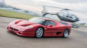 how many ferraris are made each year would you pay 2 million for a f50 w autoblog