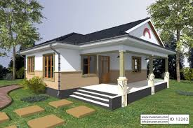 houses plan two bed room home design