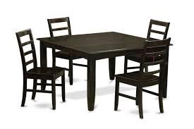 Square Kitchen Table Seats 8 Black Wood Square Kitchen Table Design Square Kitchen Table