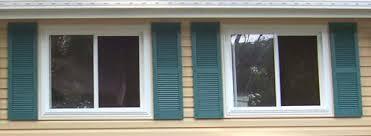 pretige exteriors decorative shutters