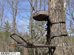 armslist for sale muddy outdoors hang on tree stand
