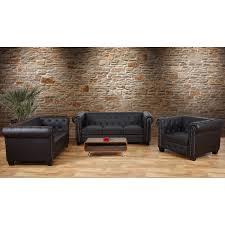 canap brun canapés luxe 3 2 1 divan salon canapé canapé commodeerfield