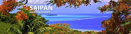 Cnmi Flag Saipan Mariana Islands Cruise Port 2018 And 2019 Cruises To