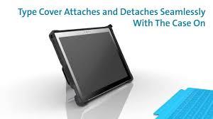 Microsoft Surface Rugged Case Kensington Blackbelt 2nd Degree Rugged Case For Surface Pro 4