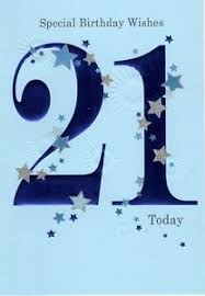 happy 21st birthday greeting card lovely greetings cards nice