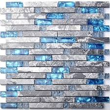 Glass Tile Kitchen Backsplash by Best 25 Nautical Kitchen Backsplash Ideas On Pinterest Nautical