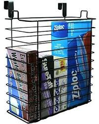 Trash Can Storage Cabinet Amazing Deal On Neat O Over The Cabinet Trash Can Basket Storage