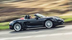 Porsche Boxster Base - entry level porsche 718 boxster review top gear