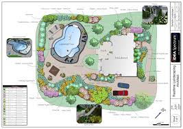 residential landscape architecture plan home design ideas
