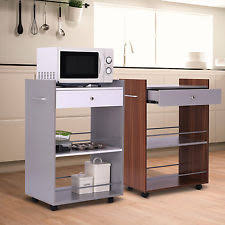 Microwave Kitchen Cabinets by Microwave Cabinet Ebay