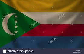 Comoros Flag The Comoros Islands Stock Photos U0026 The Comoros Islands Stock