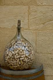 Heart Shaped Vase With Cork I Keep All Of My Wine Corks And Display Them In A Glass Jar Ok