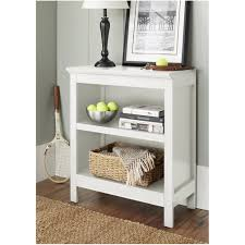 Bookshelf Organization Verona Two Shelf Bookshelf Belham Living Hampton Console Table 2