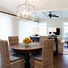 Beautiful Rattan Dining Room Sets Contemporary Room Design Ideas - Round dining table with wicker chairs