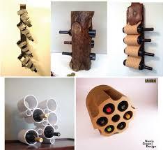 home decor pleasing unique wine racks idea for your wine racks