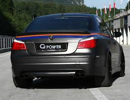 bmw m5 modified g power m5 hurricane supercars net