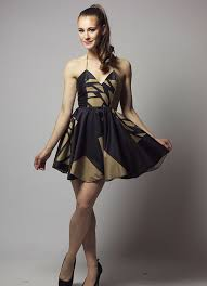 halter dress flared halter dress colefacts fashion wedding planning