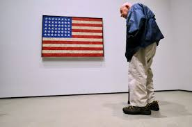 Johns Flag La Art Museum Unveils Wide Ranging Tribute To Jasper Johns