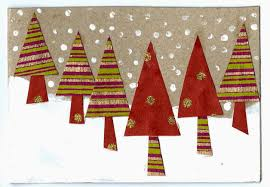 handmade christmas cards part one mrs u0027s life home crafts