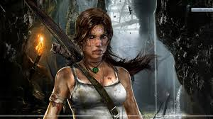 tomb raider a survivor is born wallpapers tomb raider u2013 i will fight for life wallpaper