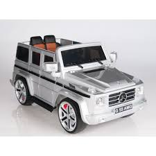 mercedes g55 ride on limited licensed mercedes g55 amg ride on car with