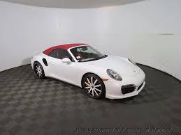 porsche cabriolet turbo 2014 used porsche 911 2dr cabriolet turbo s at porsche of