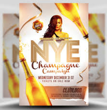 new year u0027s eve flyer templates for photoshop flyerheroes