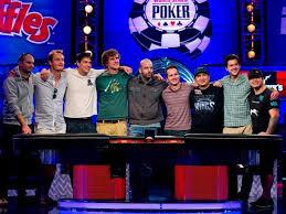 wsop final table the nine the 2013 wsop november nine is set pokerfuse online poker news