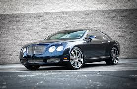 chrome bentley customized bentley continental gt exclusive motoring miami fl