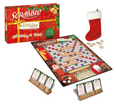 amazon com holiday scrabble toys u0026 games