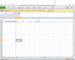 how to use protection in excel protect woksheet and workbook by